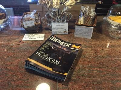Apex Automotive Magazine hits shelves this weekend!