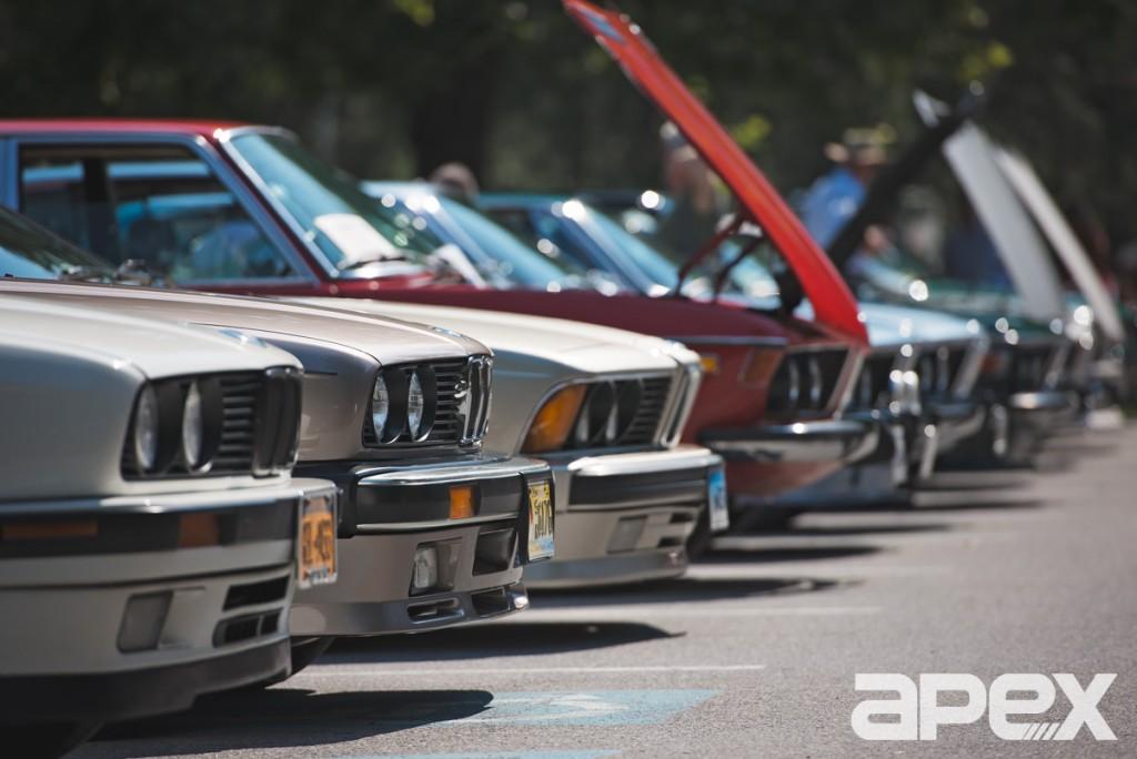 2015 BMW Vintage at Saratoga