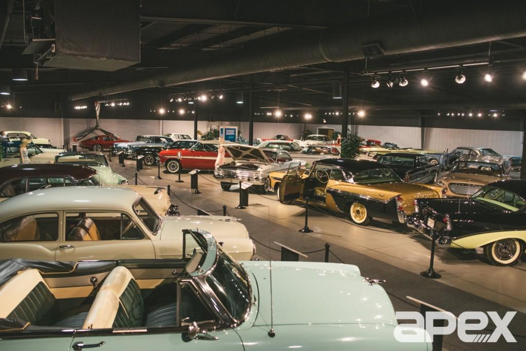 North East Classic Car Museum