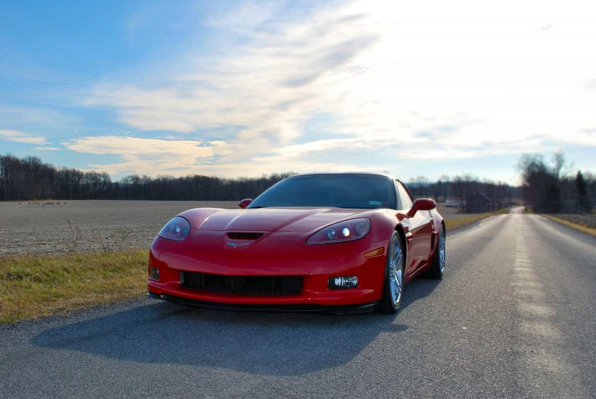 Budget Super Car: The C6 Z06 is still king, only now half