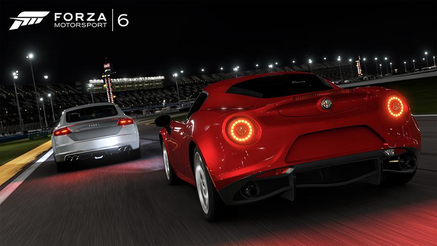 Forza Motorsport 6 Alfa Romeo
