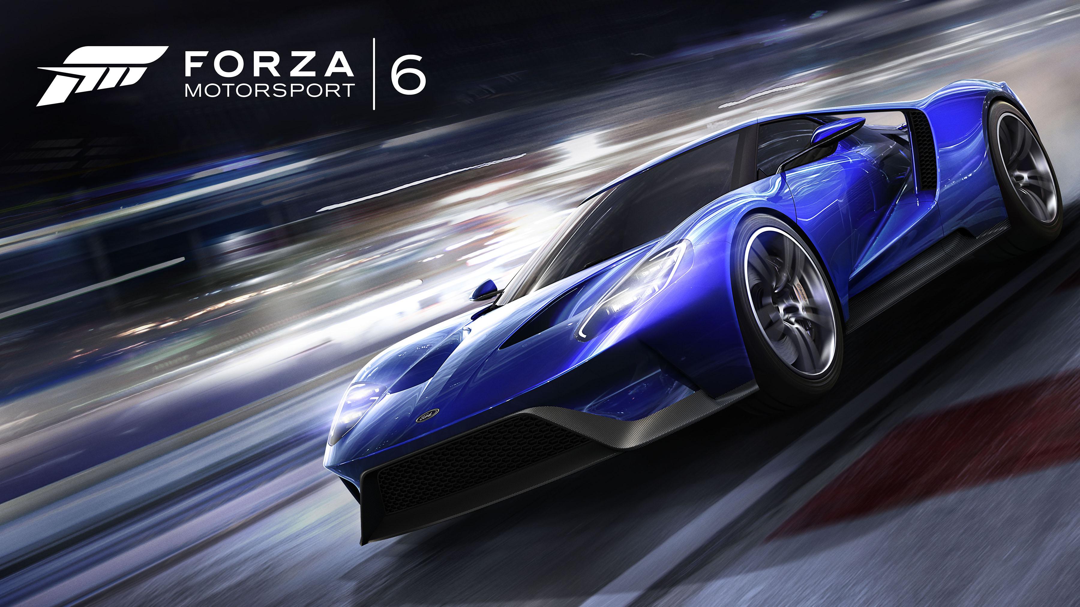 Forza Motorsport 6 Key Art Horizontal.