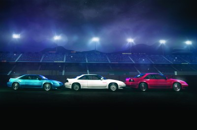 Red, White & Blue: An amazing collection of Richard Petty edition Pontiac Grand Prix's