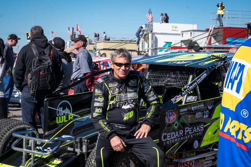 Dirt Modified racing Brett Hearn - Apex Automotive Magazine