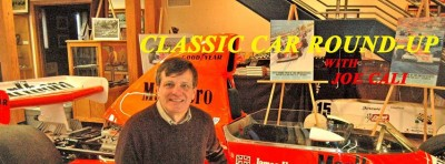 Apex on the Classic Car Round-Up Radio Show