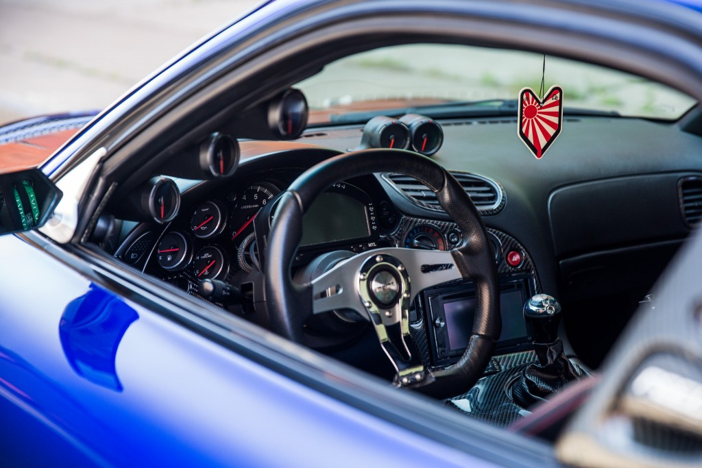 Mazda RX7 | Apex Auto Magazine