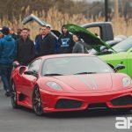 Ferrari 430 16m Scuderia | Cantech Automotive Cars & Coffee