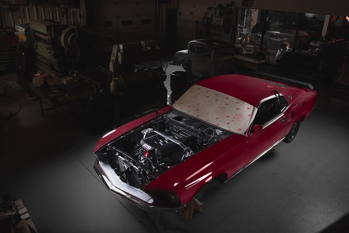 1969 Ford Mustang Mach 1 Restomod Apex Automotive Magazine