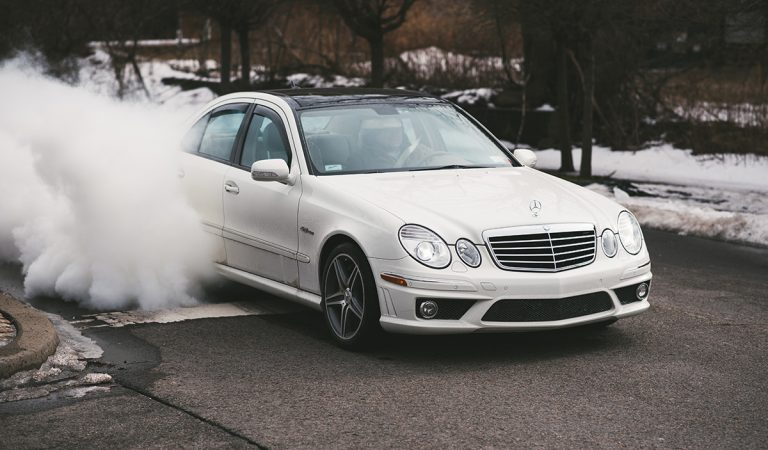 500 Horsepower Club Mercedes E63 AMG