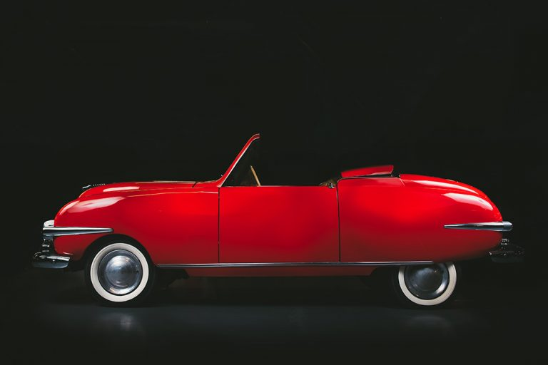 The History of the Playboy Car