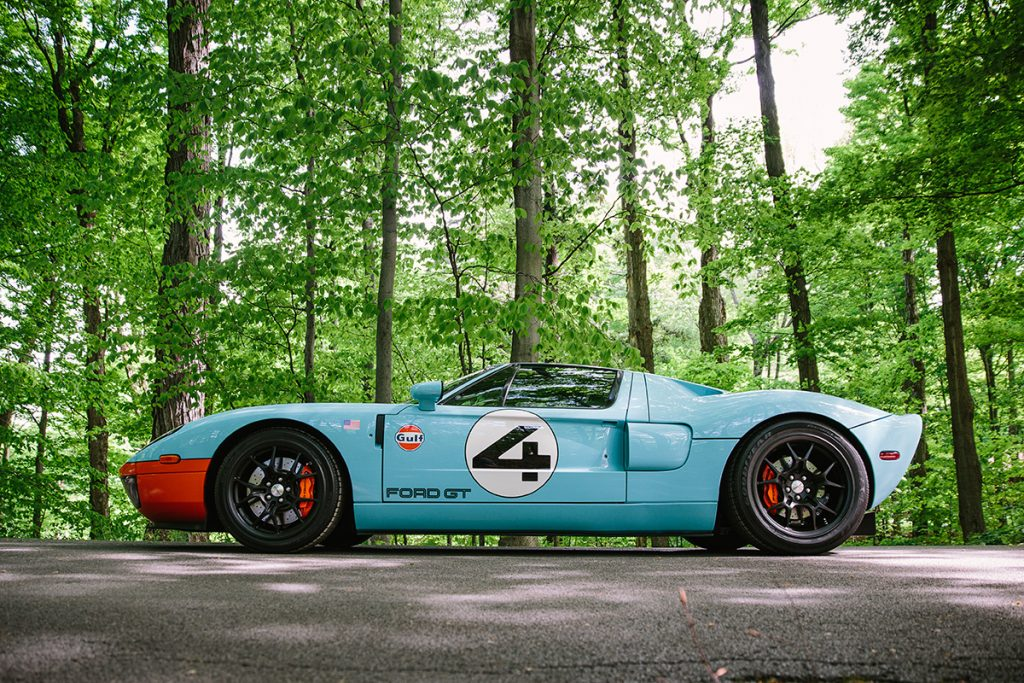 Ford GT Gulf Livery | Apex Automotive Magazine
