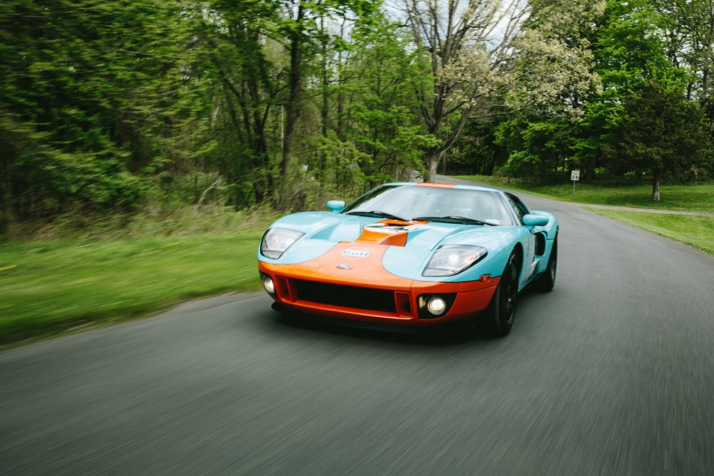 Ford GT Gulf Livery | Apex Automotive Magazine