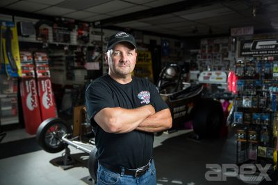 Born To Go Fast (Q&A With Phil Burkart Jr.)
