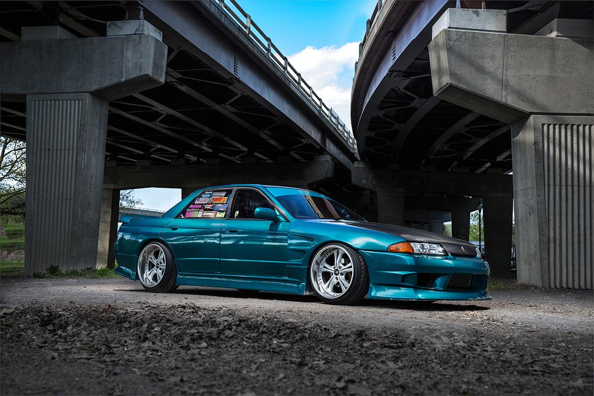 Nissan Skyline GTS-T
