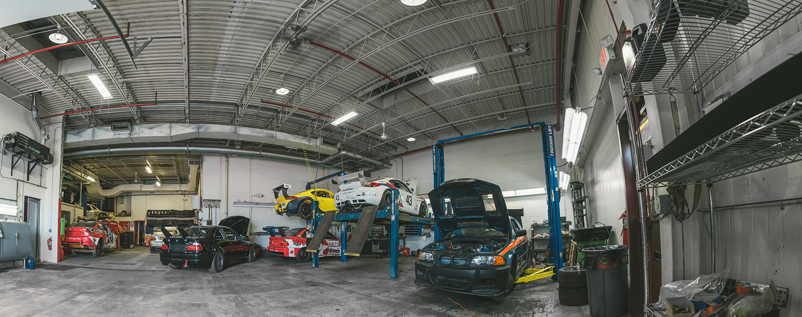 The Little Speed Shop