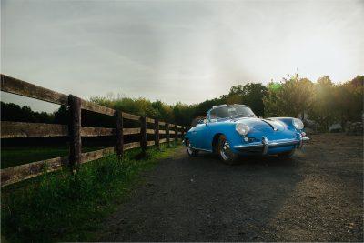 1961 Porsche 356B Cabriolet Super 90