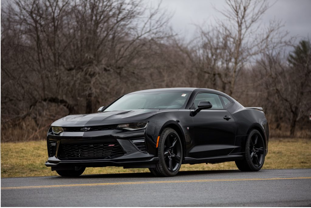Upon Driving The Camaro I Was Hy To Learn That Chevrolet Improved Already Stellar Handling Of 2017 Model Steering Is More Responsive