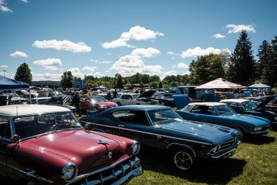 Kruising Knights Car Show