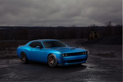 2016 Dodge Challenger Hellcat Review
