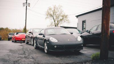 CNY Porsche Club Detailing Clinic