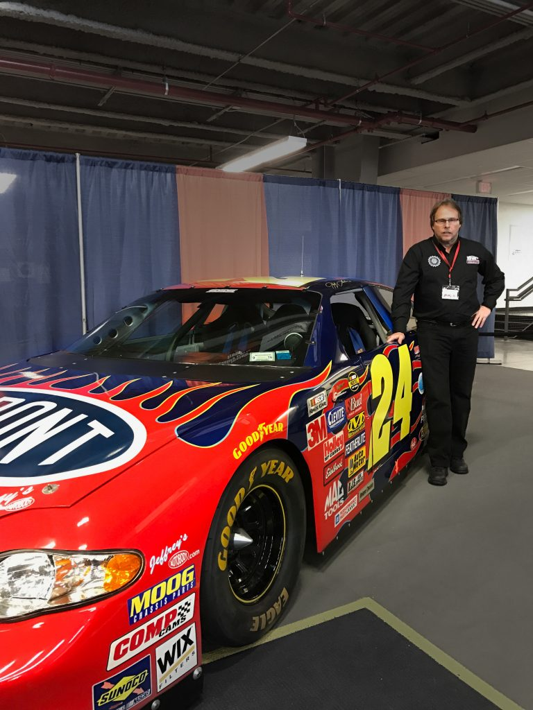NASCAR Build-1