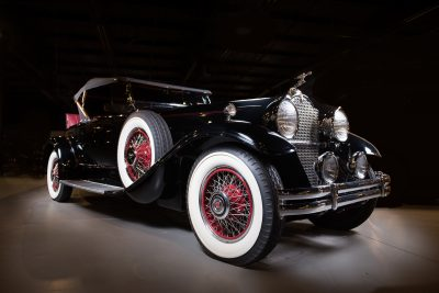 1930 Packard Model 745 Roadster