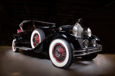 1930 Packard Model 745 Roadster