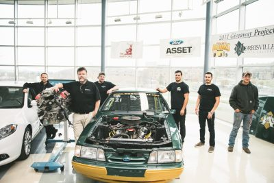 Morrisville College Automotive Program