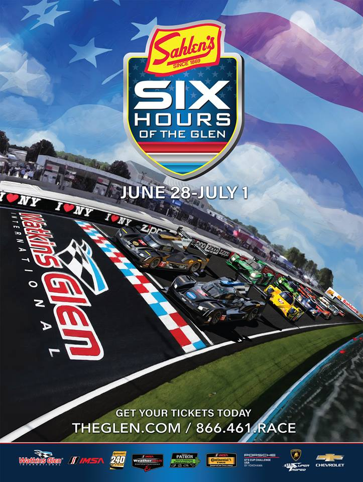 Sahlen's Six Hours of The Glen 2018 @ Watkins Glen International | Watkins Glen | New York | United States