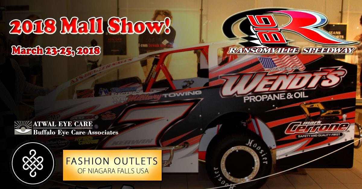 2018 Ransomville Speedway Mall Show