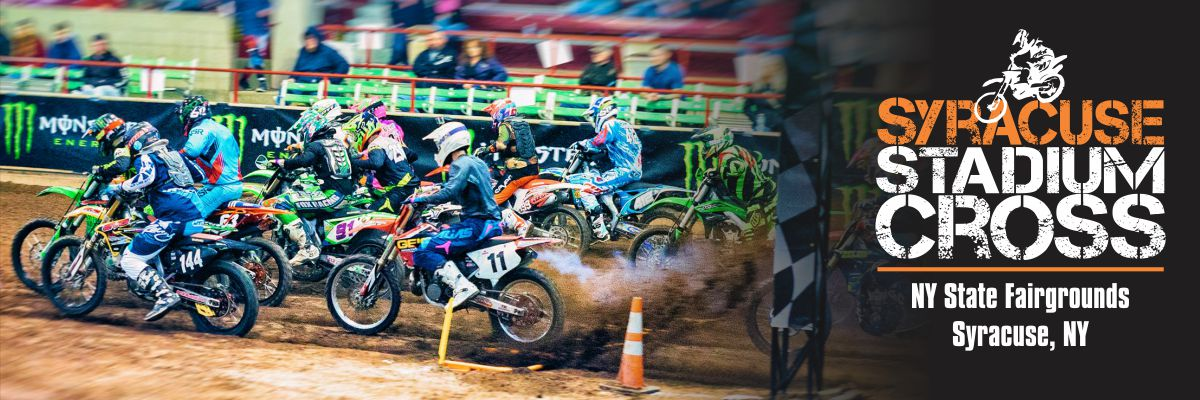 Syracuse Stadium Cross 2018 @ NYS Fairgrounds - Coliseum | Syracuse | New York | United States