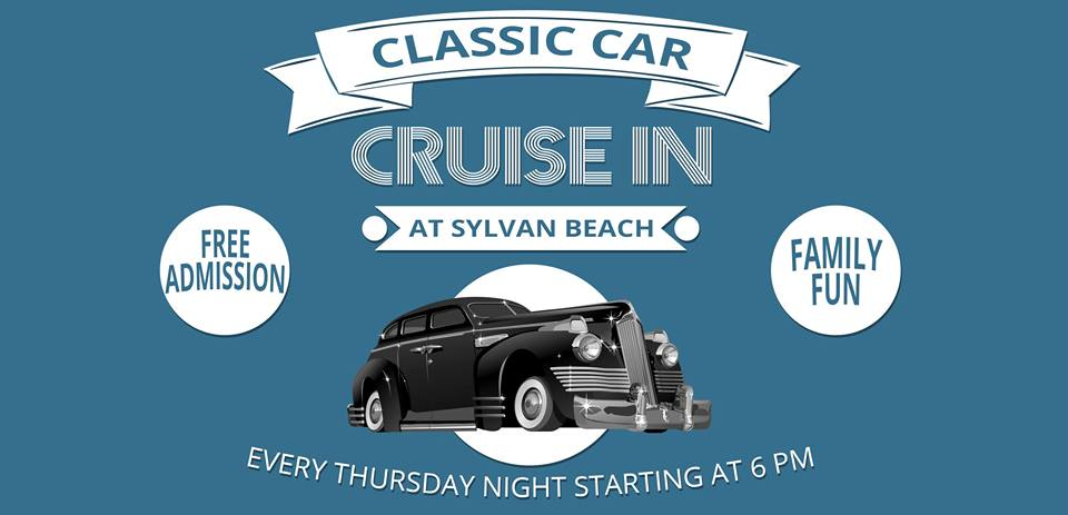 Sylvan Beach Classic Car Cruise-In 2018 @ Main St, Sylvan Beach | Sylvan Beach | New York | United States