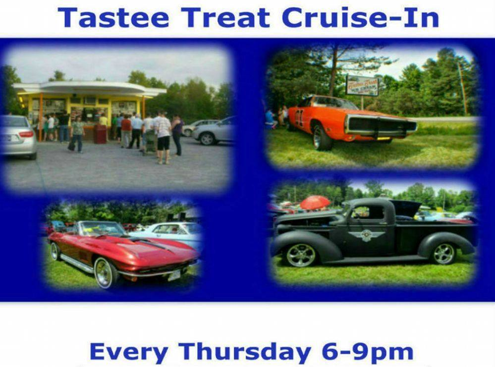 Joel's Tastee Treat Cruise-In 2018 @ Tastee Treat | Slingerlands | New York | United States