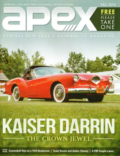 Kaiser Darrin…The Crown Jewel