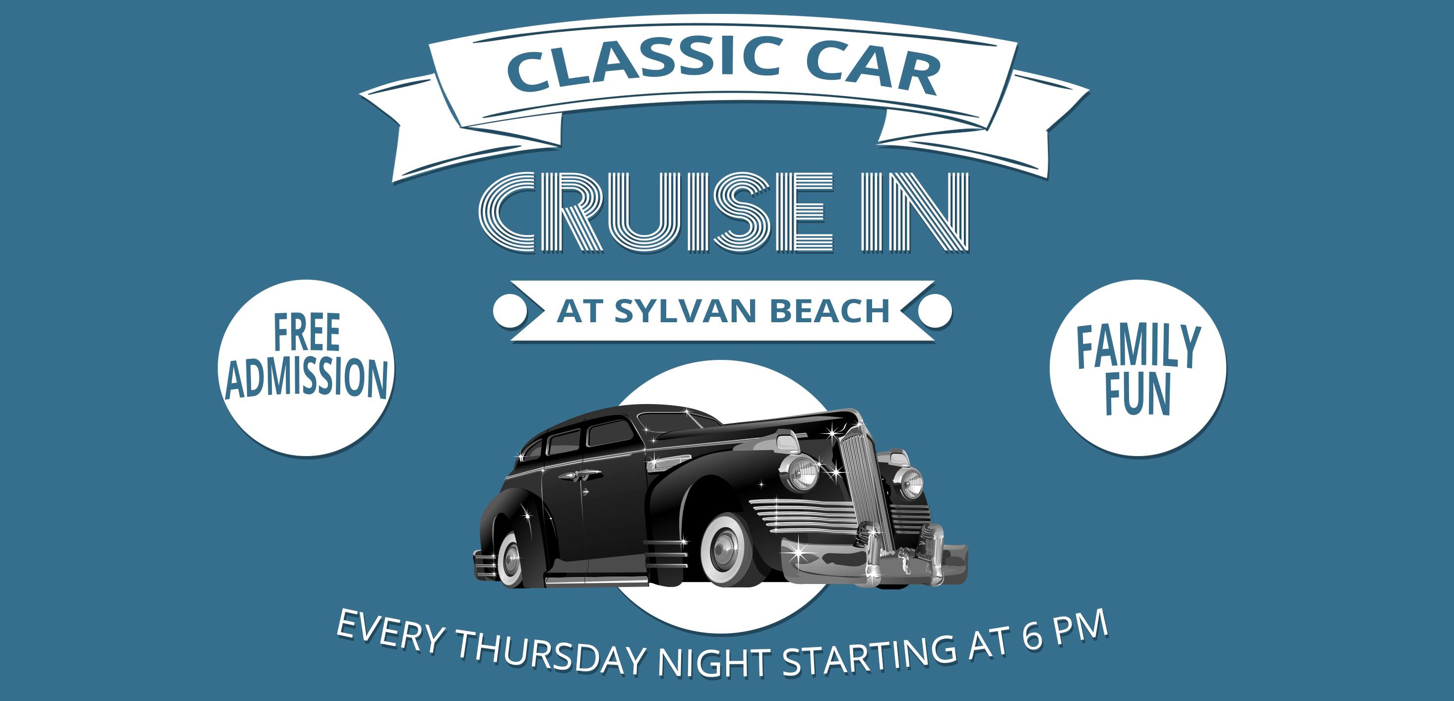 Classic Car Cruise-In Sylvan Beach 2019 @ Main Street